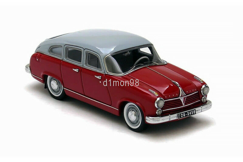 Bogward Hansa 2400 Neo Scale Models 1 43 NEO43450