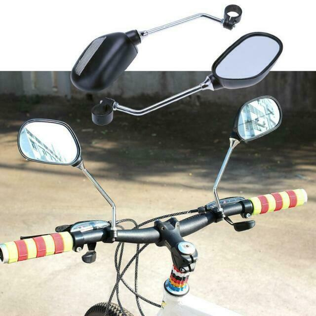 Bicycle Road Bike Mirror Mountain Eye Rearview Flexible Reflector Biking
