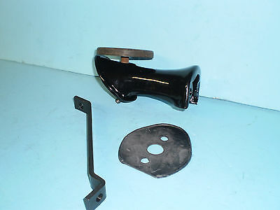 """1933 1934 Ford tailight mount   /""""painted /"""" with pad"""