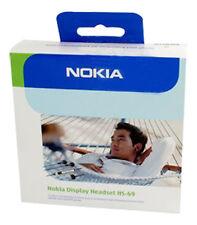 Original Nokia HS-69 Display Headset For 6233 N73 N80