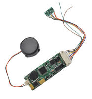 MRC 1711 HO DCC 16-Bit Sound Decoder EMD 645E Plug-in 8/9 Pin 0001711