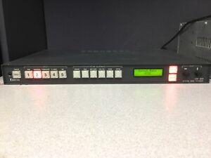 Responsable Extron Usp 405 Universel Processeur De Signal-afficher Le Titre D'origine