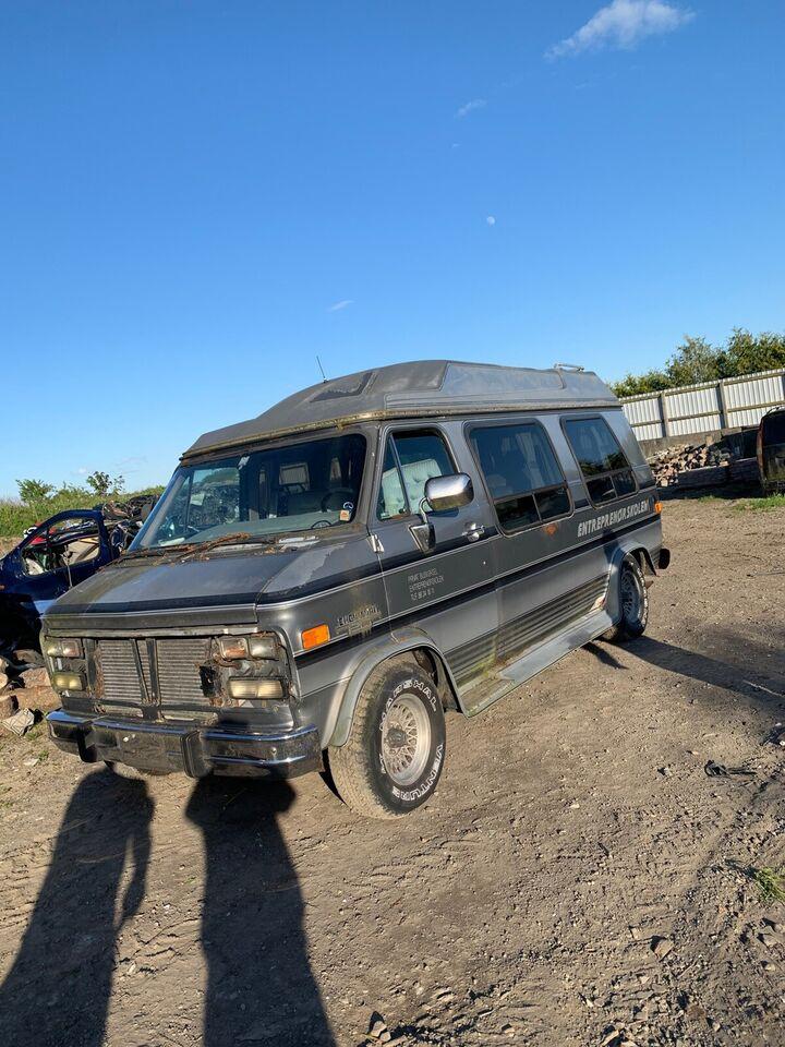 Chevrolet G20, 5,7 Transcar 2000 aut., Benzin