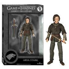 GAME OF THRONES ARYA STARK LEGACY COLLECTION ACTION FIGURE FUNKO TOY