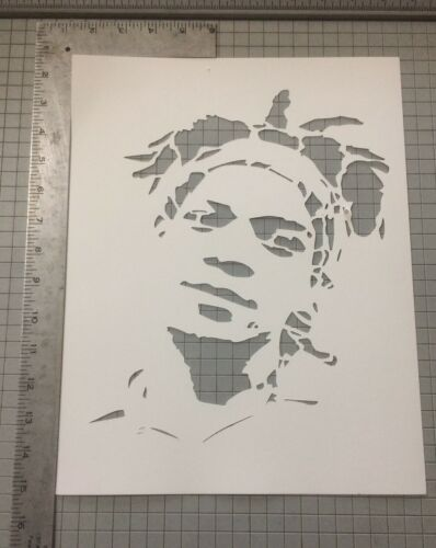 Basquiat Stencil Large