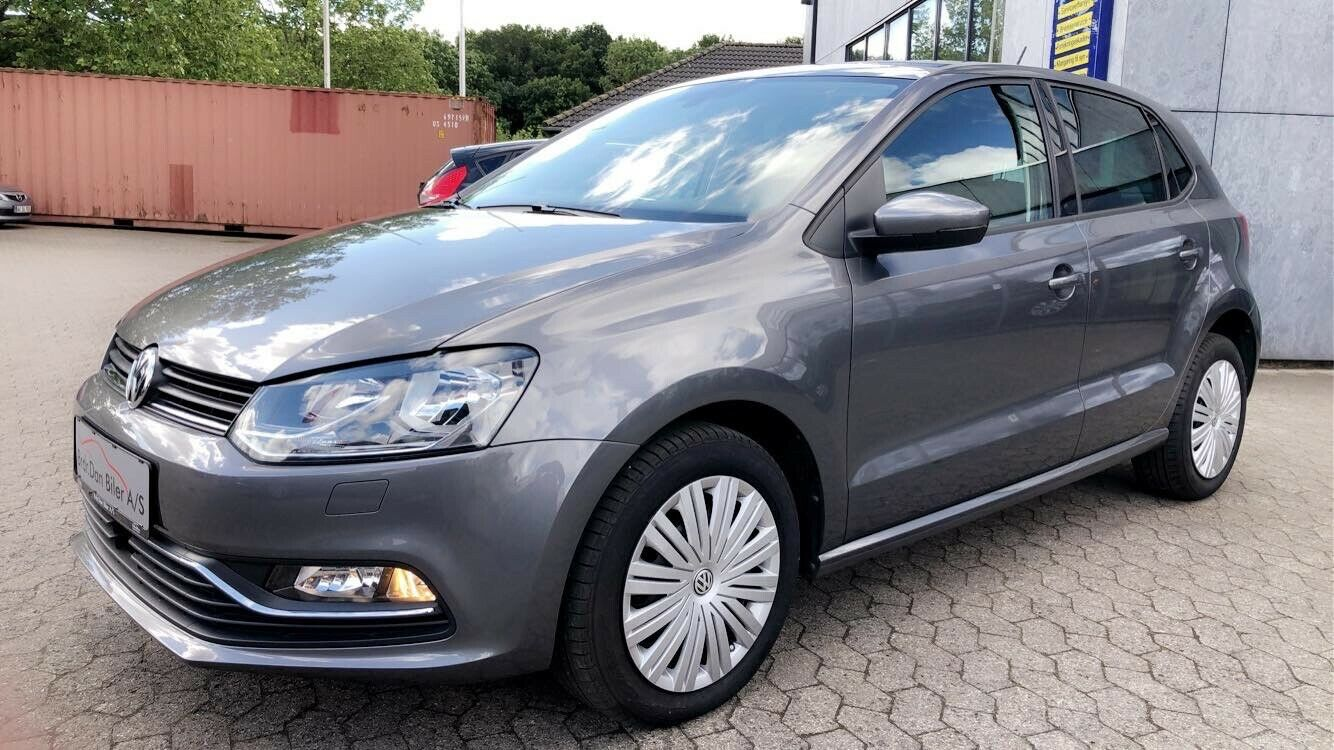 VW Polo 1,2 TSi 90 Comfortline DSG BMT 5d - 149.800 kr.