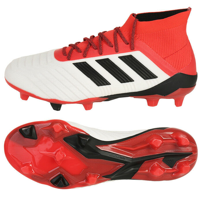 Adidas Projoator 18.1 FG (CM7410) Botines De Fútbol Zapatos botas