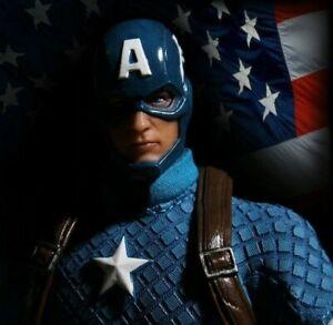 Captain-America-Marvel-One-12-Collective-Mezco-High-Quality-BJD-Figure-Toys-Box