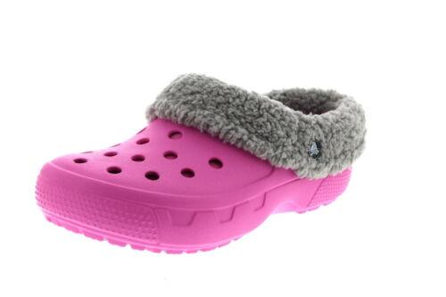 Gefütterte Clogs MAMMOTH EVO petal pink CROCS Schuhe
