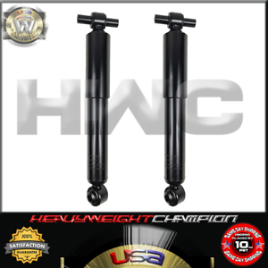 NEW PAIR REAR L+R STRUT SHOCK ABSORBER BUICK ENCLAVE TRAVERSE ARCADIA OUTLOOK
