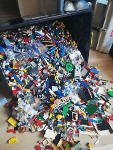 LEGO-x1700pcs-2KG-CREATIVITY-PACKS-BUILDING-BULK-AMAZING-MIX-4-BUILDING