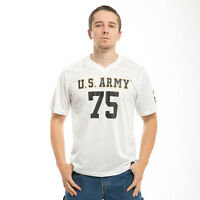 White United States Us Army Military Practice Football Jersey Jerseys M L Xl 2xl