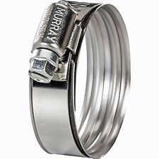 """11/16"""" to 1-5/8"""" Murray Dual Bead Super Sealing Hose Clamp DB20SS"""