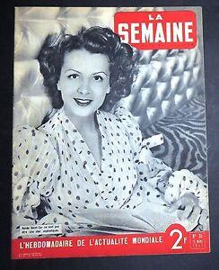 LA-SEMAINE-n-35-mars-1941-L-039-hebdomadiare-de-l-039-actualite-mondiale-Collaboration