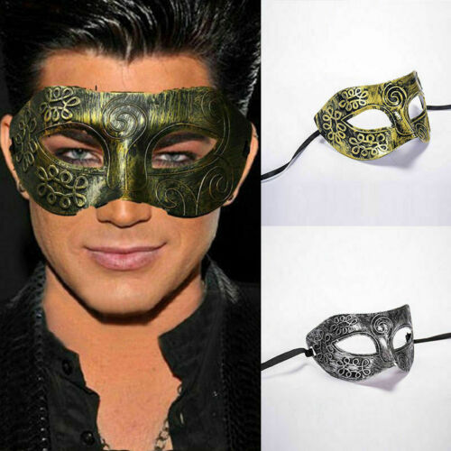 Mutil Men/'s Masquerade Mask Ball Masks Stag Party Fancy Dress Venetian Eye Face