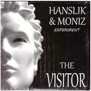 HANSLIK & MONIZ EXPERIMENT The Visitor CD Electronic w/Guitar, Theremin – Shrink