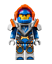 Lego-Clay-70351-70353-Trans-Neon-Orange-Visier-Nexo-Ritter-Minifigur Indexbild 2