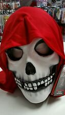 The Fiend overhead LATEX full  Mask  with RED hood * MISFITS