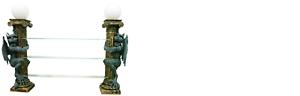 Juste Design Vitrine Étagère Verre Pilier Inutilisé étagères Dekofiguren Armoire Lampe 1835-afficher Le Titre D'origine Ventes Bon Marché