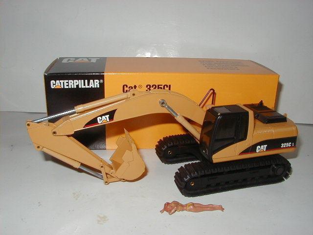 Caterpillar 325 CL Excavateurs tieflöffel #515.2 NZG 1:50 neuf dans dans dans sa boîte   Techniques Modernes  6aad30