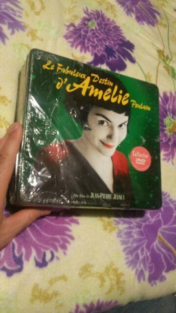 Il Favoloso Mondo di Amelie - Tin Box Limited Edition Introvabile Sigillata