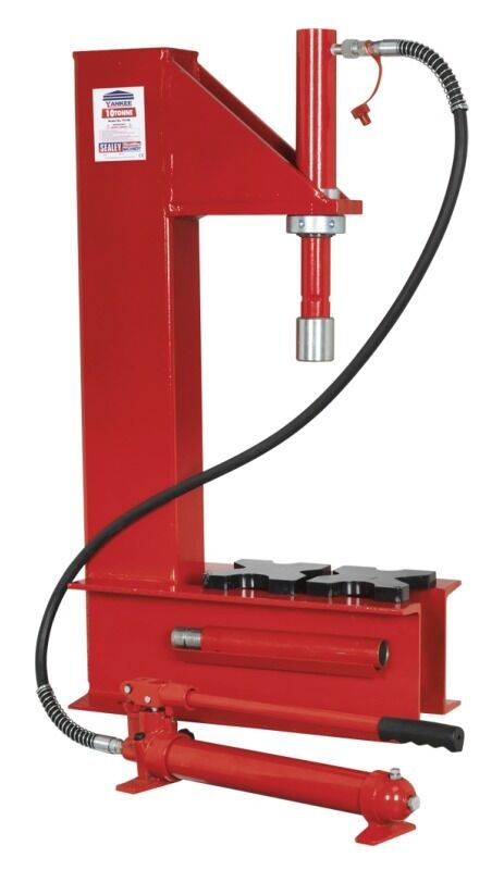Sealey Hydraulic Press 10tonne Bench 'C' Type YC10B