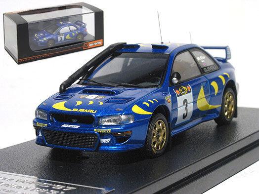 HPI 8576 Subaru Impreza WRC Winner Safari Rally 1997 - Colin McRae 1 43 Scale