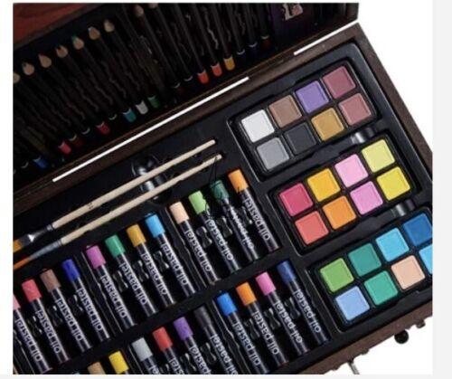 129 Pieces Artist Set// Premium Core Pencils 16 Art 101 All Media Artist Set