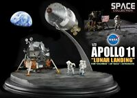 Dragon Models 1:72 Apollo 11 Lunar Landing Csm Columbia, Lm Eagle, Astrona 50381