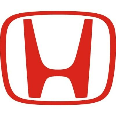 Honda Emblem Logo Vinyl Decal Sticker