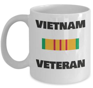 Veteran Mug-Vietnam Veteran Ruban-Agent Orange Cadeau Tasse Thé dd214