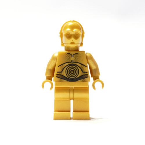 Lego® Star Wars™ Figur C-3PO sw161a aus 8129 10188 8092 10198 Droide