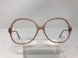 Vintage-Brooks-Sunglasses-Mod5630-130-Beige-Gold-Clear-G369