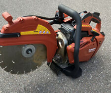 Hilti Dsh 600 Gas Cut Off Saw Used With One Blade
