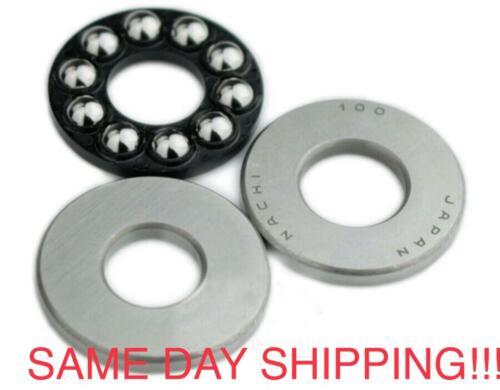51103  Nachi Thrust Bearing 17x30x9 Made in Japan SAME DAY USA SHIPPING !!!