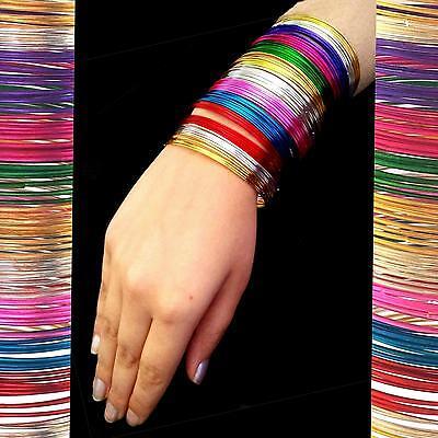 indische Armreifen Set Ø6,5cm Armschmuck Armband Bollywood Anarkali Sari Salwar
