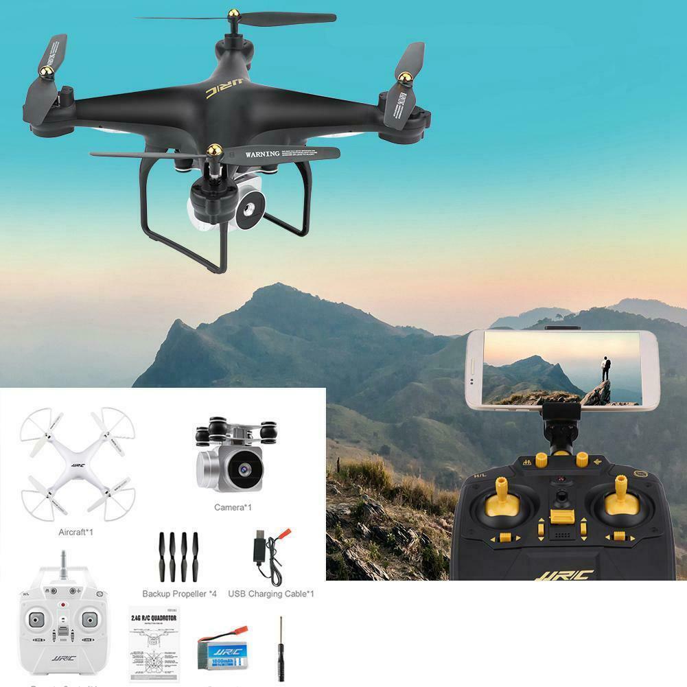 online al miglior prezzo JJRC H68 2.4GHz RC Drone WiFi FPV FPV FPV telecamera 4CH Headless Mode Quadcopter Aircraft   fabbrica diretta