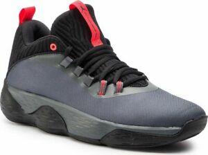 Détails sur Nike Jordan Super. Fly MVP Basse Baskets Iron Gris Taille UK 7, 8, 9, 10, 11 afficher le titre d'origine