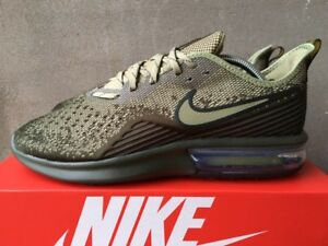 Nike Ao4485 4 New Air Trainers 44 Uk Boxed Size Cargo Sequent 9 Max Eu Mens 300 trrwqa7