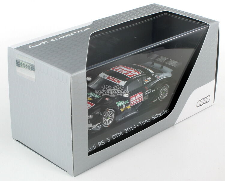 AUDI RS5 Timo Scheider DTM 2014 1 43 Audi Collection