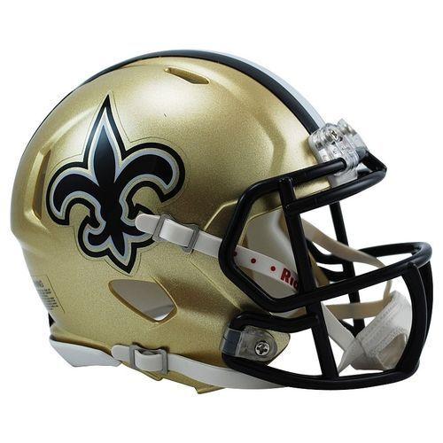 NEW Orleans Saints CASCO MINI