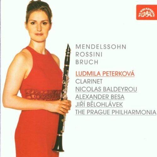 Ludmila Peterkov - Peterkova Plays [New CD]