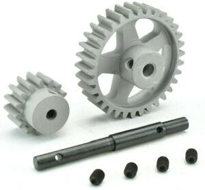 Traxxas X-MAXX 1.5 Mod Gears For Standard Motor 8S 35t 8mm Spur 12t 5mm Pinion