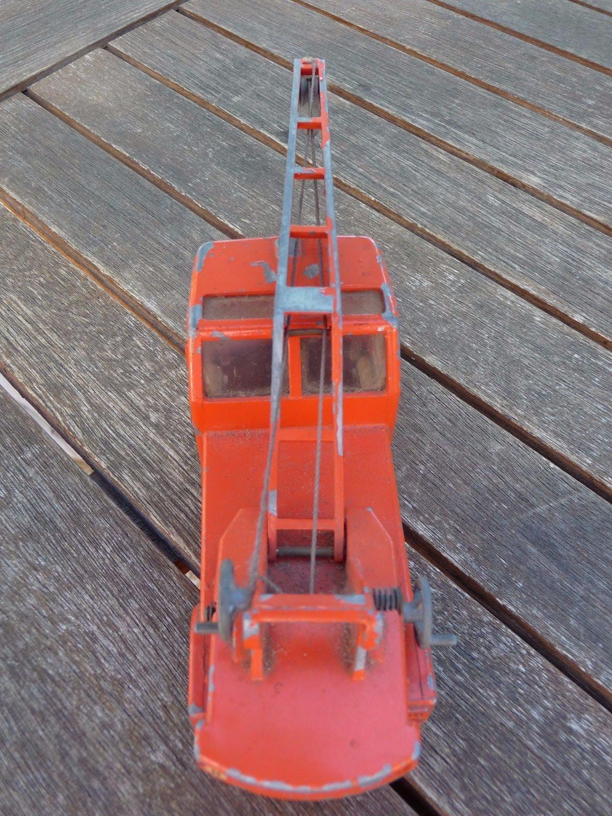 Superbe ! JRD réf. 125  Grue mobile mobile mobile CACL J WEITZ sur châssis AG  20.45 TBE | Vogue  4e7f5c