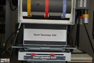Durst-Laborator-1000-CLS-450-Farbmischkopf-3-17-32x4-23-32in-6x9-Mit-Trafo