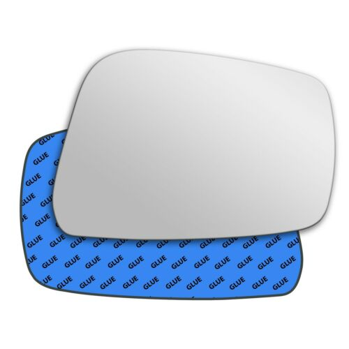 Right Hand Driver Side Mirror Glass for Nissan Pathfinder 2005-2009 0141RS