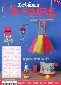 Idees-a-Faire-N-26-Le-grand-cirque-du-DIY