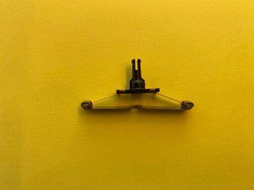 Märklin H0 Schleifer symetrisch für Wagenbeleuchtung und anderes 50 mm lang