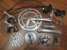 CAMPAGNOLO VELOCE 9 SPEED DOUBLE 172.5 53/39 GROUP COMPLETE BUILD KIT RACE GRUOP