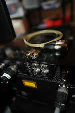 Naim snaic cable SNAXO 242 to NAP250 Custom 2x 4pin DIN to XLR Active Crossover